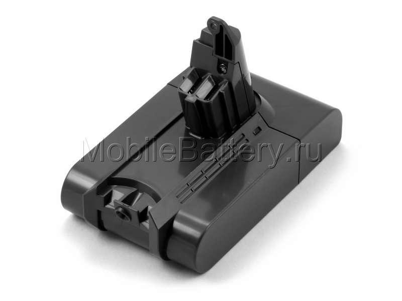 Аккумулятор для dyson dc62 animal pro купить в пылесос dyson dc62 pro отзывы